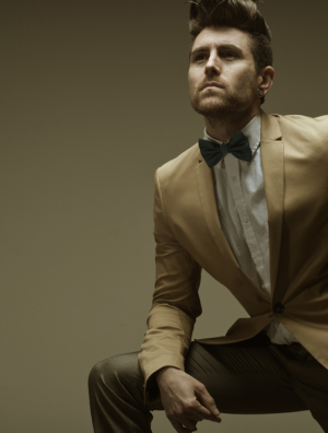 Davey Havok photoshoot