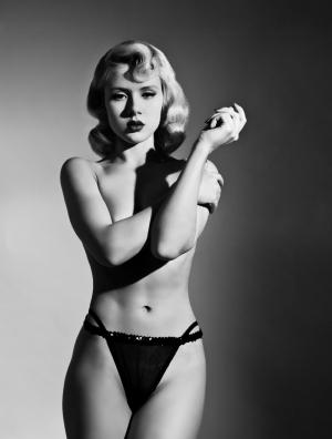 Model Mosh Jennifer Erickson